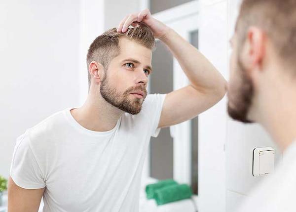 تاثیر مو بر اعتماد بنفس , مراقبت از مو, خارش پوست سر