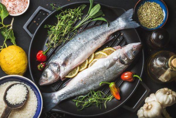 فواید ماهی برای سلامتی