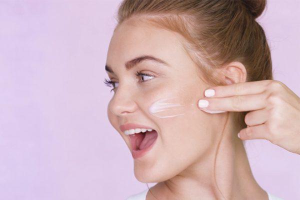 درخشان شدن پوست