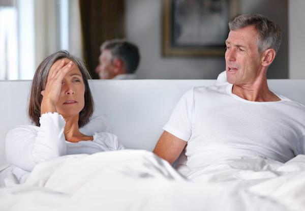 کاهش میل جنسی در همسران -6