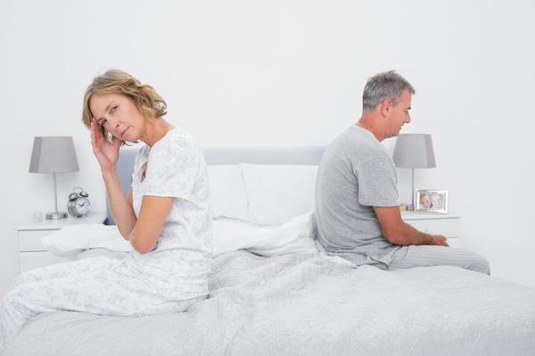 کاهش میل جنسی در همسران -7