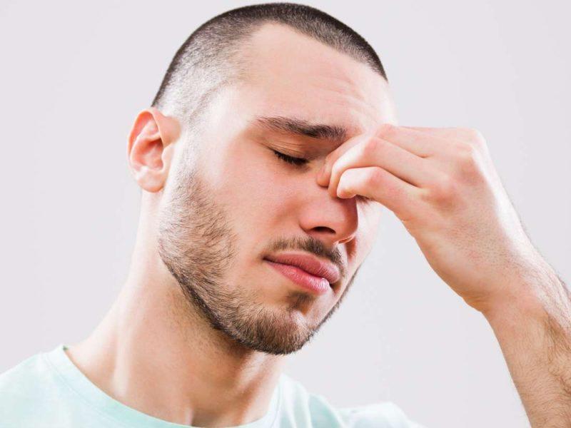 گرفتگی و انسداد بینی؛ درمان خانگی برای گرفتگی و انسداد بینی