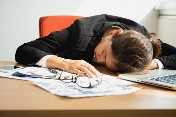 تاثیرات خواب ناکافی بر بدن
