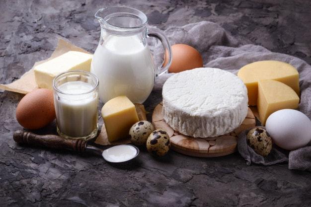 مصرف شیر در بارداری