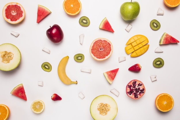 مواد معدنی میوه ها