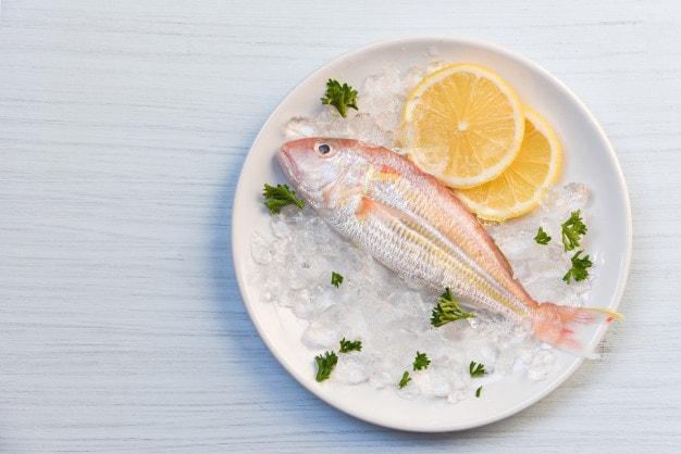 غذای دریایی در بارداری
