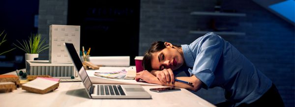اختلال خواب شیفت کاری یا SWSD