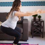القای درد زایمان طبیعی با انجام 9 تمرین عالی