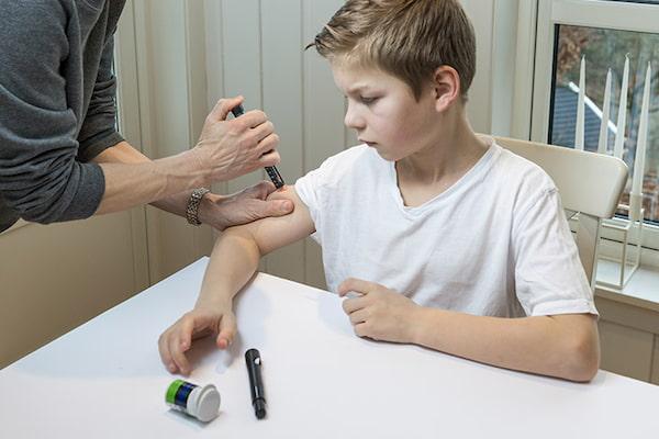 انواع دیابت در کودکان