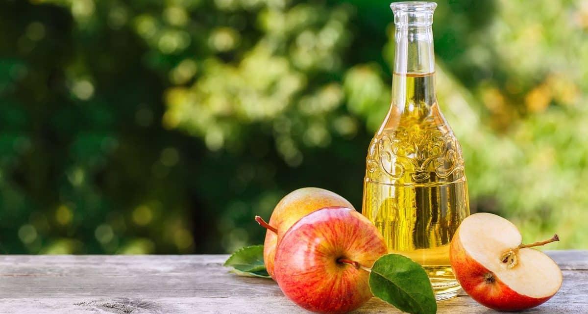 درمان بیماری تیفوئید با سرکه سیب