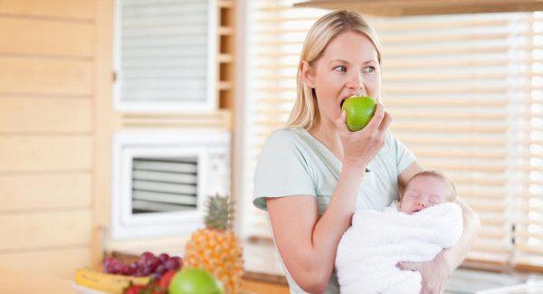 چگونگی افزایش تولید شیر مادر