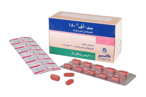 عوارض داروی فکسوفنادین (Fexofenadine) چیست؟