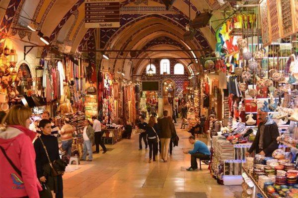 بزرگ ترین بازار های جهان در ترکیه