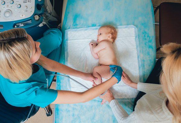 درمان دررفتگی مادرزادی لگن