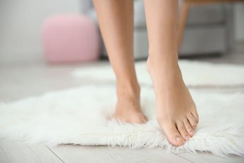 پاهای پرانتزی
