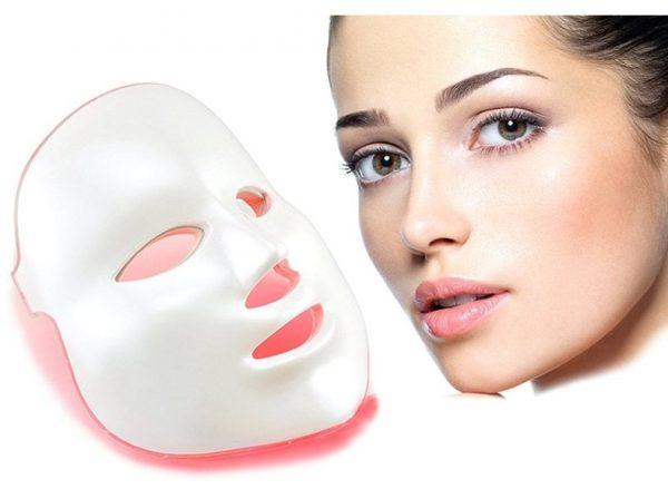 ماسک های نور درمانی