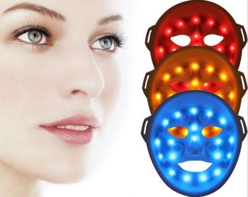 ماسک های نور درمانی صورت