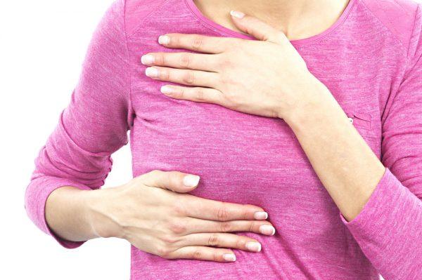 زخم نوک پستان