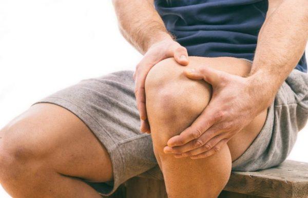 درد در کشکک زانو ناشی از اضافه وزن و آسیب