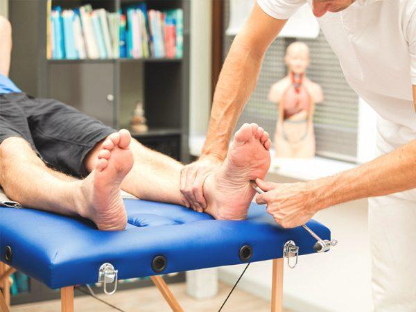 درمان زخم پای دیابتی + انواع، علائم و تشخیص آن