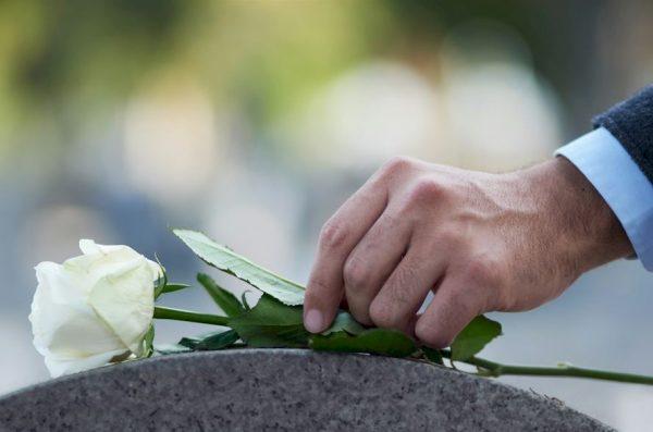 از دست دادن عزیزان