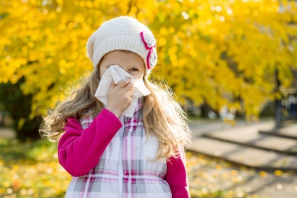 بیماری های ایمونولوژی و آلرژی کودکان