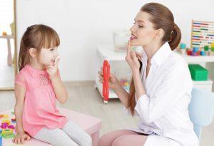 درمان بیماران فلج مغزی با گفتار درمانی