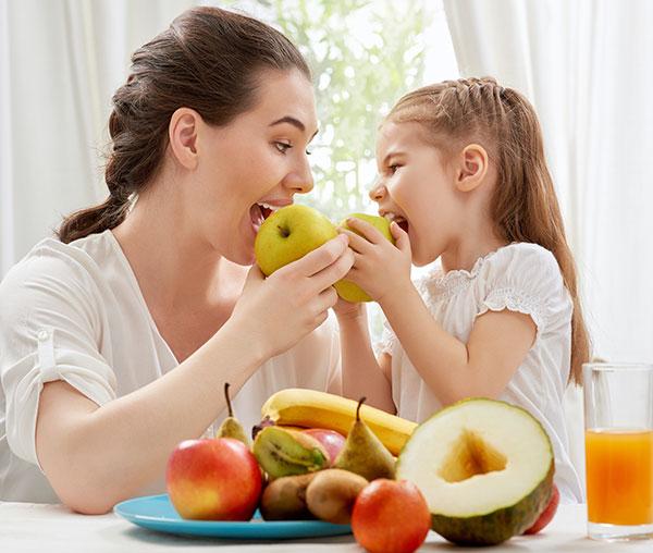 مشاوره تغذیه و رژیم غذایی کودکان کم وزن و کم اشتها