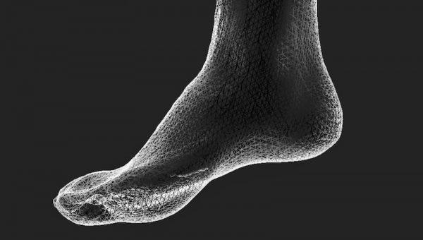 اسکن کف پا چیست؟ + کاربرد و انواع روش های اسکن کف پا