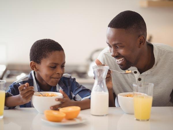 رژیم غذایی کودکان