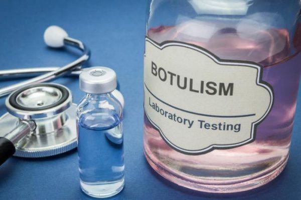 بیماری بوتولیسم