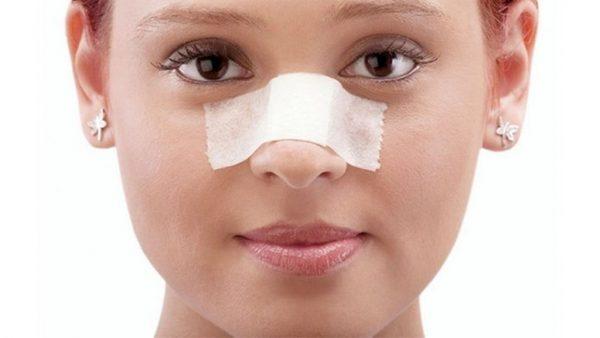درمان بینی گوشتی و فرم دهی به بینی