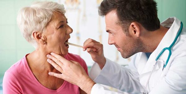 سرطان دهان