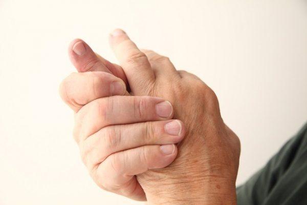 انگشت ماشه ای