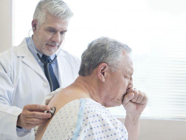 بیماری آزبستوز