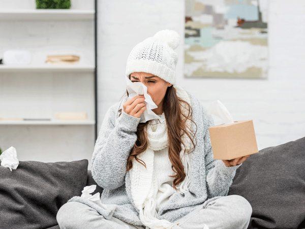 آشنایی با انواع عفونت تنفسی + روش پیشگیری و مقابله با آن ها