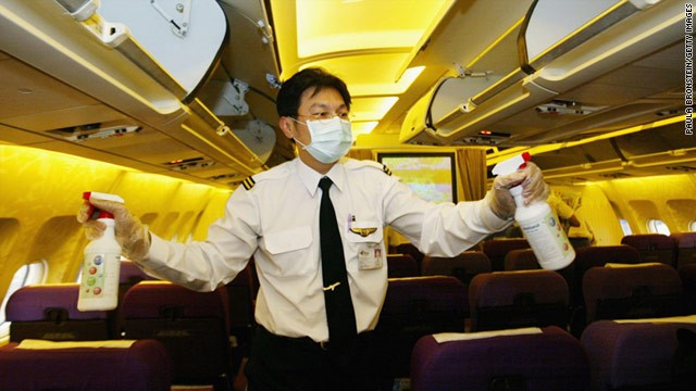 همه آنچه باید درباره بهداشت و سلامتی در زمان سفر هوایی بدانید