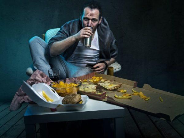 اختلال پرخوری