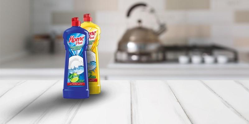 مایع ظرفشویی که برای سلامتی ضرر ندارد!