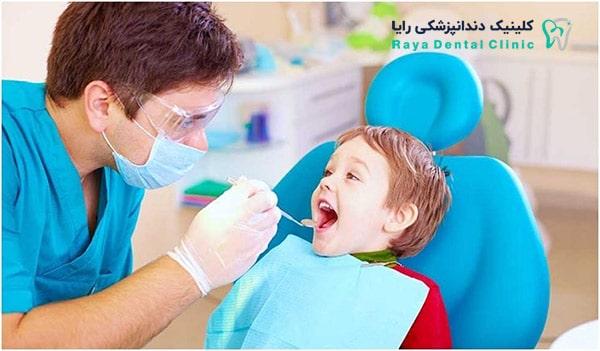 دندانپزشکی اطفال چیست و چه خدماتی ارائه می کند؟