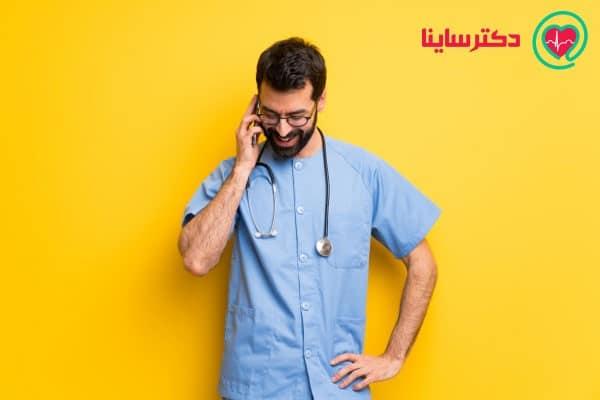 مشاوره با پزشک به صورت تلفنی چگونه میسر میشود؟