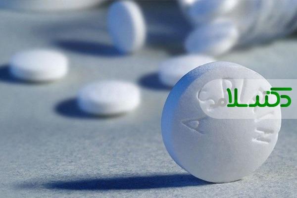 مصرف آسپرین خطر مرگ های کرونایی را کاهش می دهد