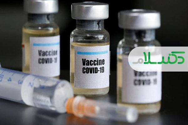 واکسن کرونا به پزشکان در لندن تزریق می شود
