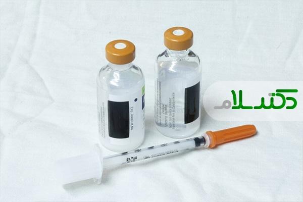 کمبود انسولین در استان مرکزی شدید نیست