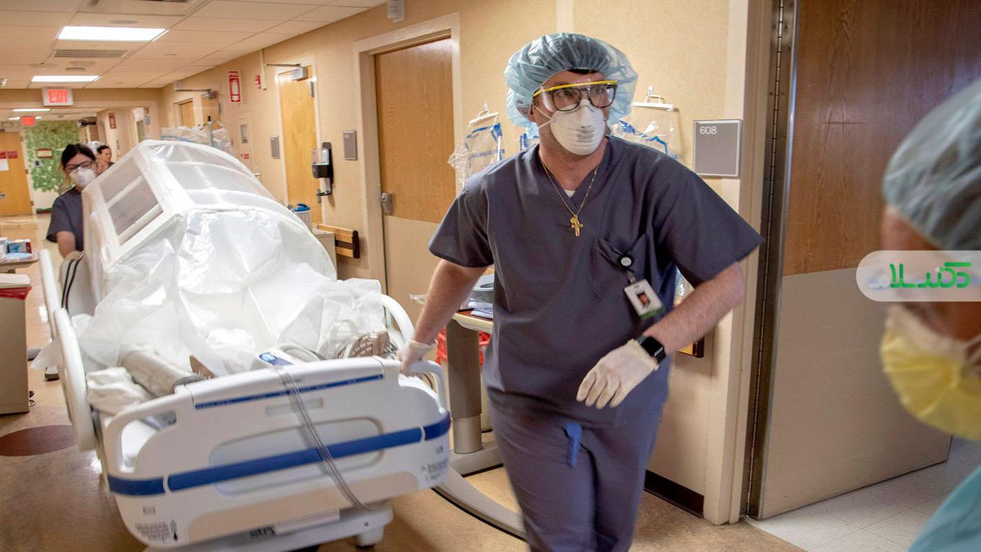 بیمارستان ها برای کرونا به لبه پرتگاه رسیده اند/ نبود تخت و تجهیزات کافی در بیمارستان ها