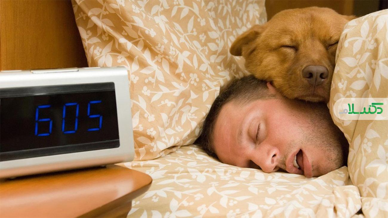 ارتباط خواب عمیق و ابتلا به آلزایمر