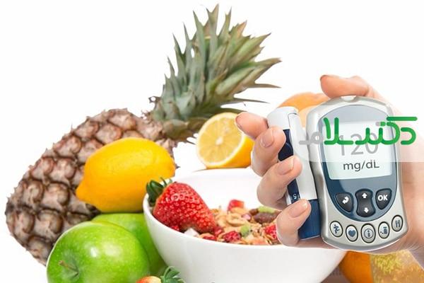 میوه بخورید تا دیابت نگیرید