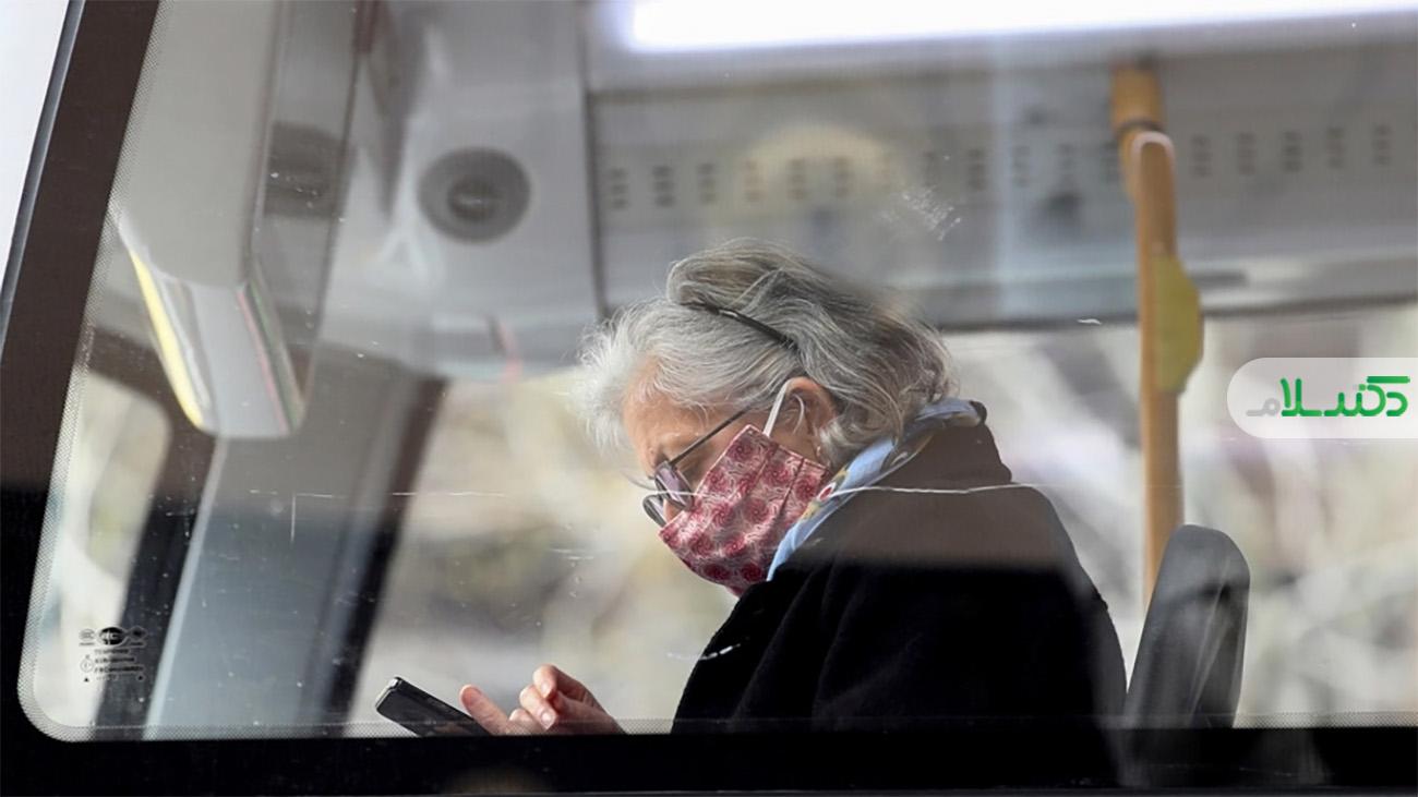 ماسک در حمل و نقل عمومی اجباری می شود