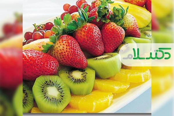 میوه بخورید تا شاد شوید