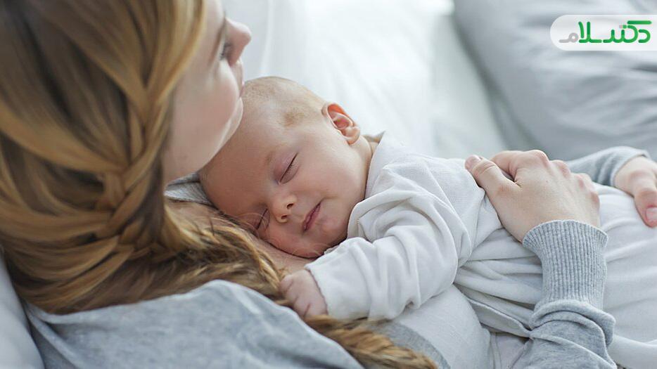 تاثیر رژیم غذایی مادران بر DNA نوزادان